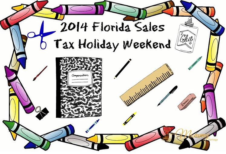 2014 Florida Sales Tax Holiday Weekend + Miami-Area Malls Events!