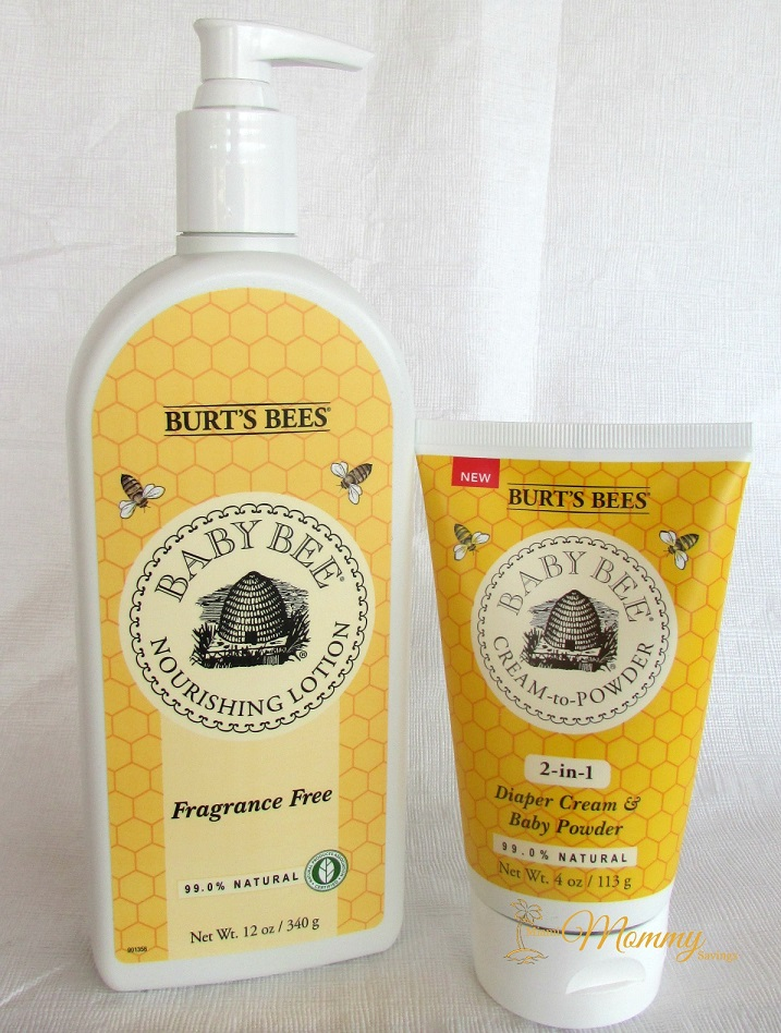 61b37dca1 Burt s Bees Baby Bee Products  Soften and Soothe Baby s Skin ...