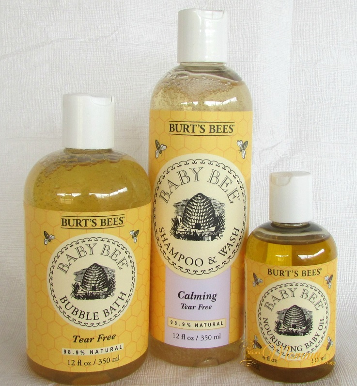 Burt's Bees Baby Bee Products: Soften and Soothe Baby's ...