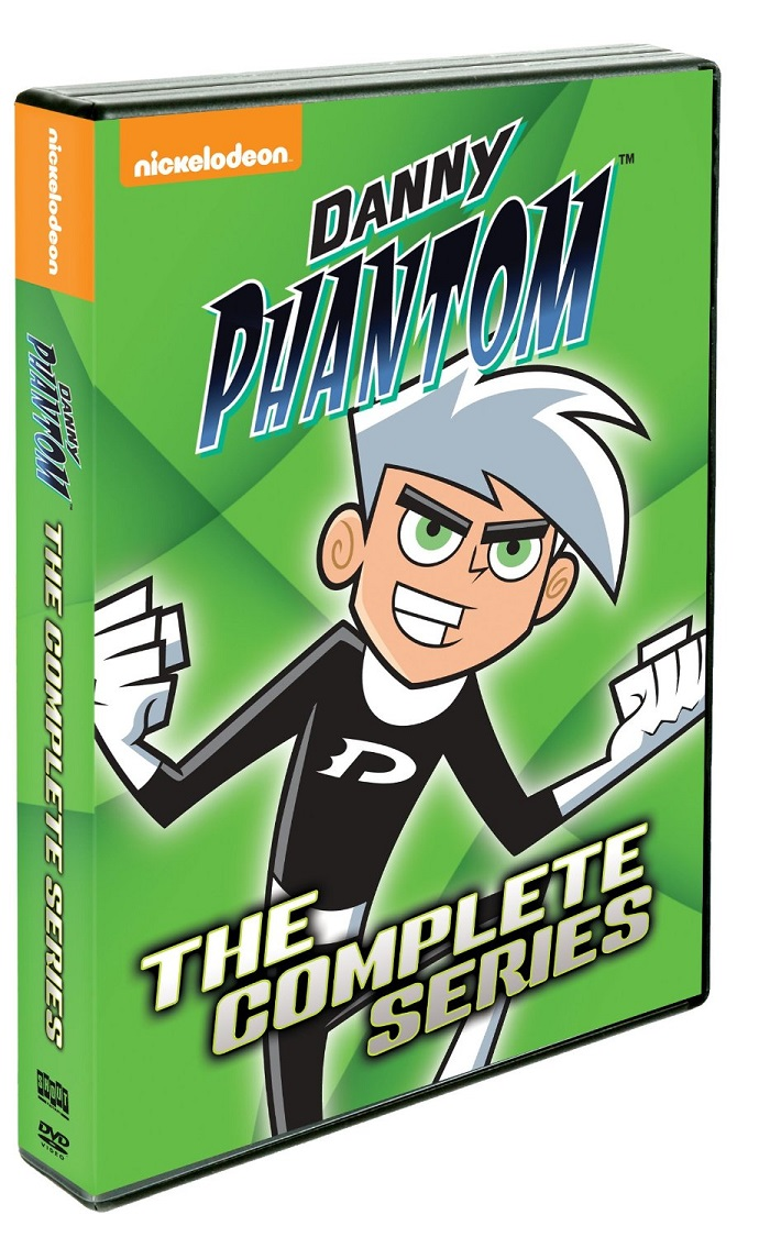 Danny Phantom: The Complete Series DVD!