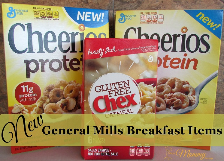 New General Mills Breakfast Items at Publix! #BigGBreakfast #PlatefullCoOp #Spon