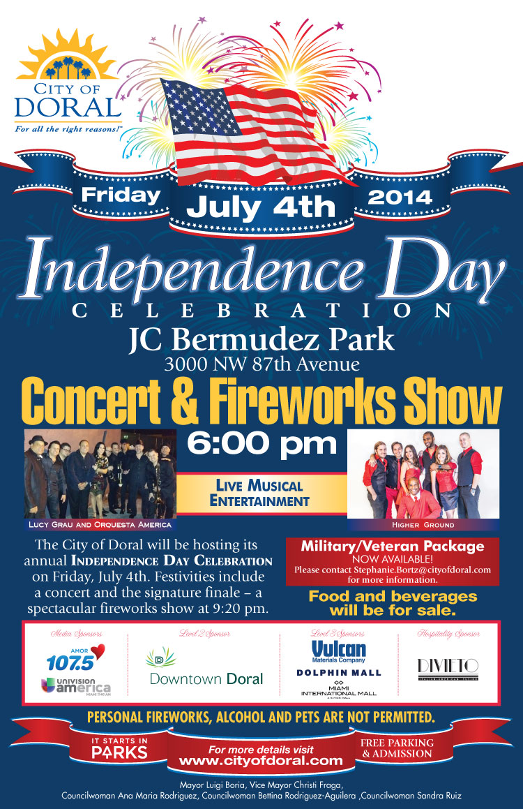 FREE Activities Roundup for Week of July 3 to July 10, 2014!