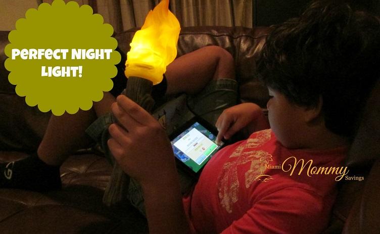 Uncle Milton Toys: Explorer's Torch & Disney's Fireworks Light Show Launcher!