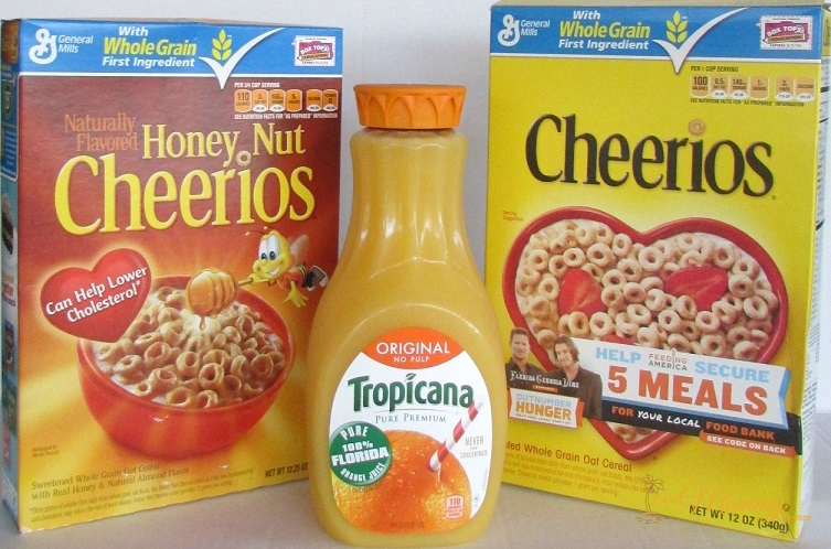 Publix Cheerios & 100% Florida Orange Juice Event! #Back2SchoolBfast #PlatefullCoOp