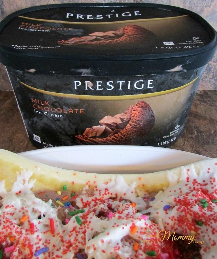 Banana-Split-with-Prestige-Ice-Cream-Miami-Mommy-Savings