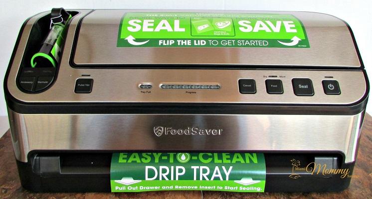 Back to School with FoodSaver 4800 Series Vacuum Sealer!