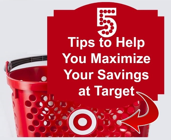 5 Tips to Help You Maximize Your Savings at Target!