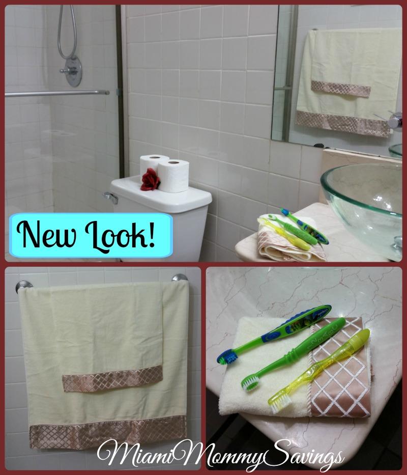 Charmin Chamomile Bathroom Makeover Update! #TuiteaDesdeElTrono