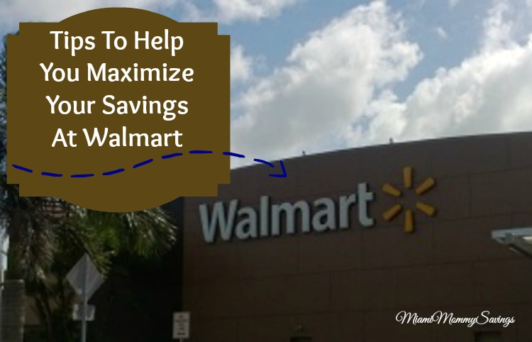 Tips To Help You Maximize Your Savings At Walmart
