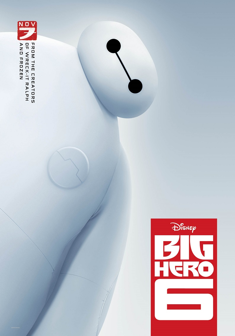 bigHero6 Baymax Poster