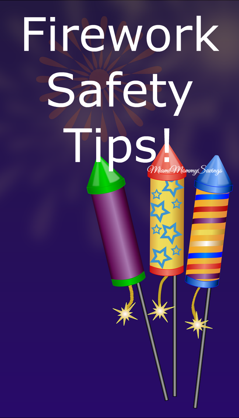 Firework Safety Tips!