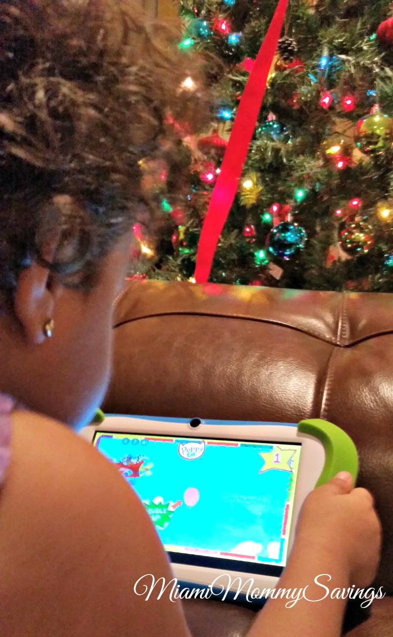 Learn and Have Fun with Sprout Channel Cubby Tablet! {Holiday Gift
