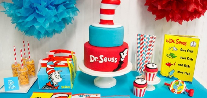 Brilliant How To Throw The Perfect Dr Seuss Themed Birthday Party Birthday Cards Printable Nowaargucafe Filternl
