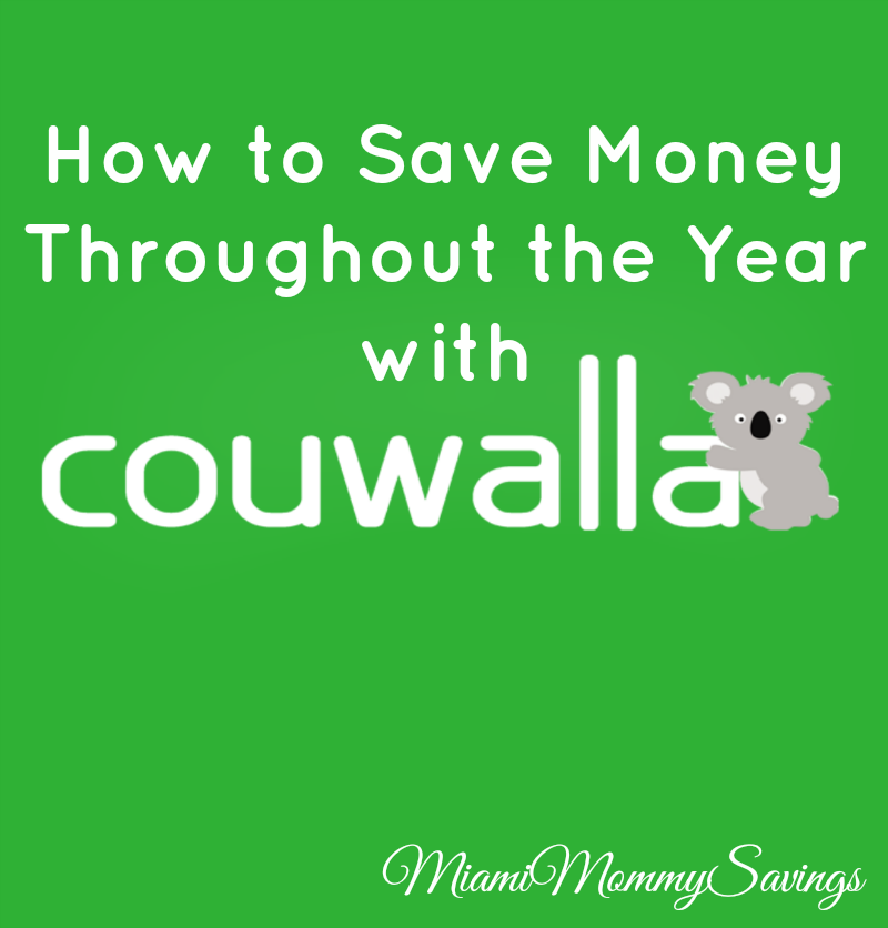 How to Save Money Throughout the Year with Couwalla!
