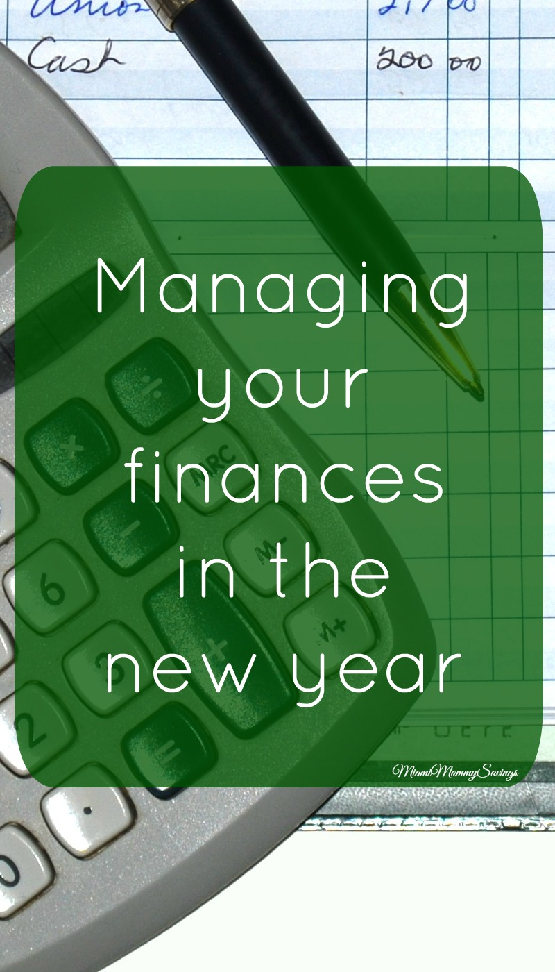 Managing Your Finances in the New Year!