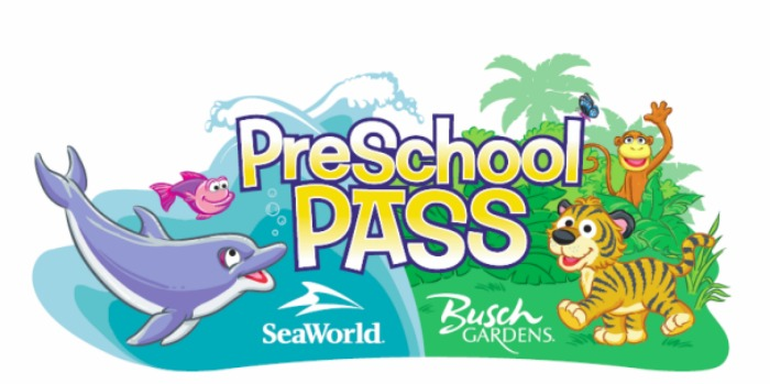 SeaWorld Orlando Offers Free Pass for Preschoolers