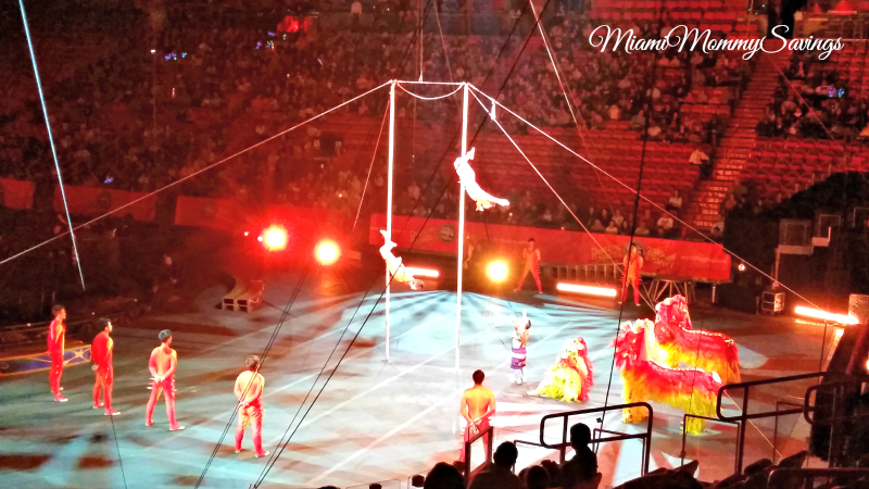 """Ringling Bros. and Barnum & Bailey Presents """"Legends"""" Review!"""