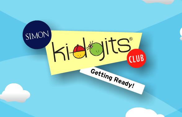 Simon Malls Kidgits Club