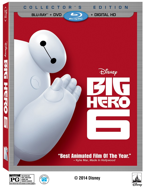 "Tips to Live a Better Life Inspired By ""Big Hero 6"" + Giveaway!"