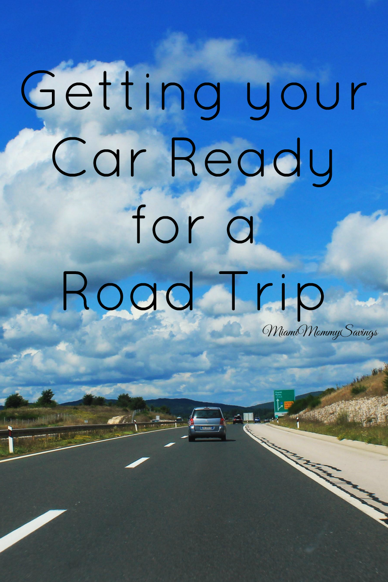 Getting your Car Ready for a Road Trip
