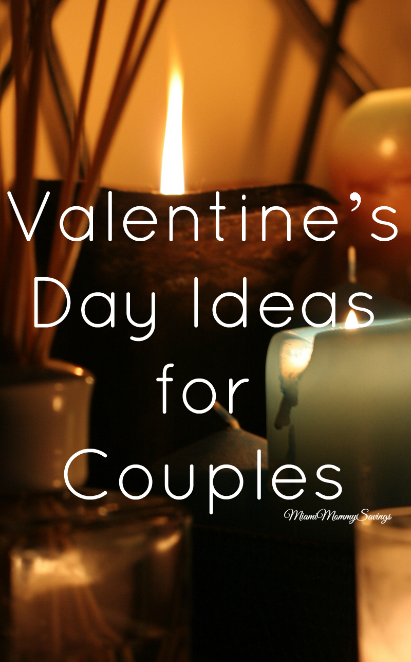 Valentine's Day Ideas for Couples with Young Kids