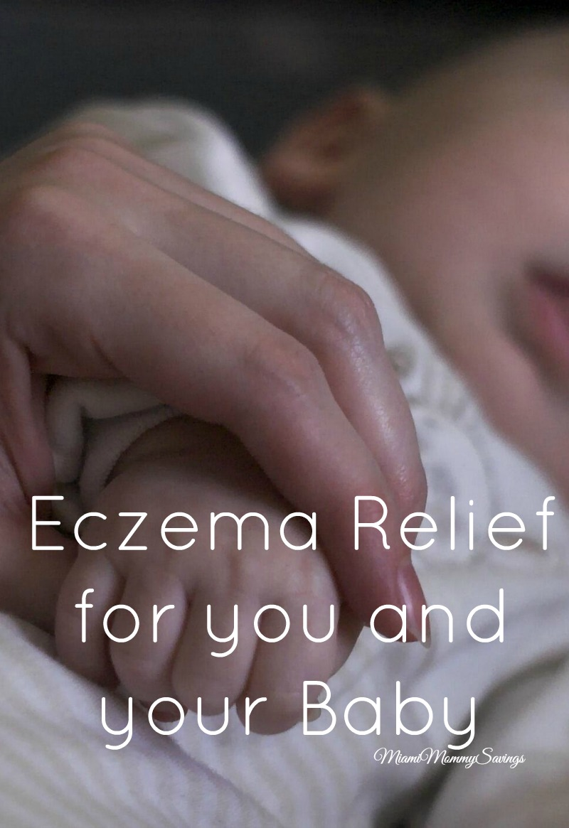 Eczema Relief for You and Your Baby