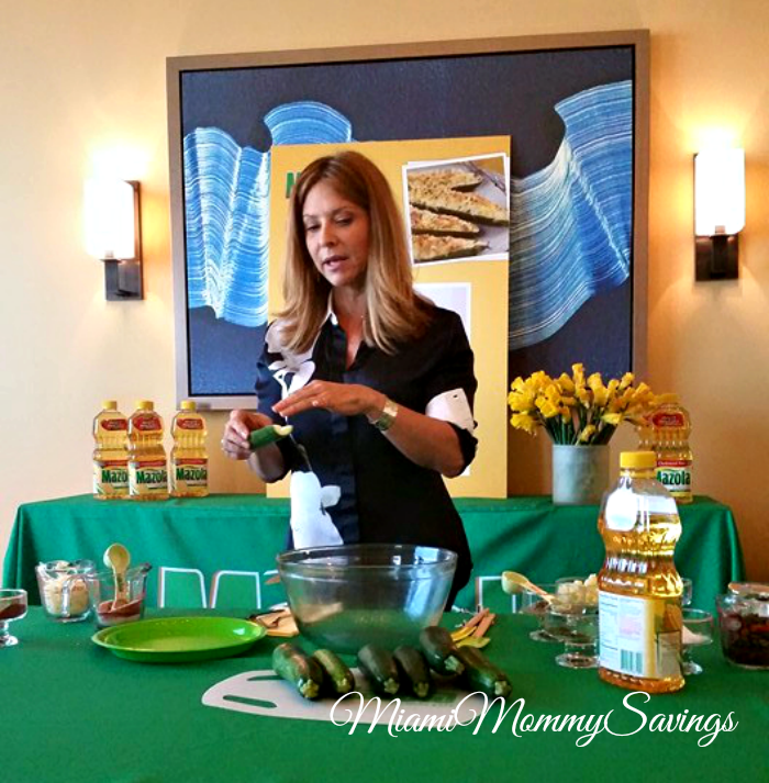 Latino-Cooking-Traditions-with-Chef-Ingrid-Hoffmann-&-Mazola-2-Miami-Mommy-Savings