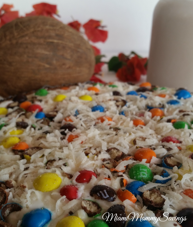 M&M's®-Crispy-Sundae-Pie-Recipe-2-Miami-Mommy-Savings