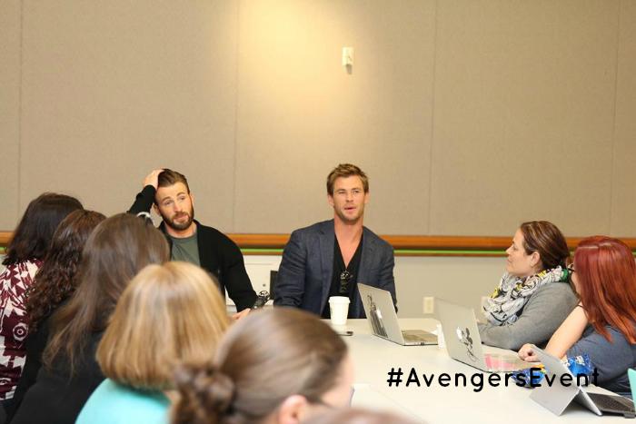 An-Interview-with-Chris-Evans-&-Chris-Hemsworth-3-#AvengersEvents