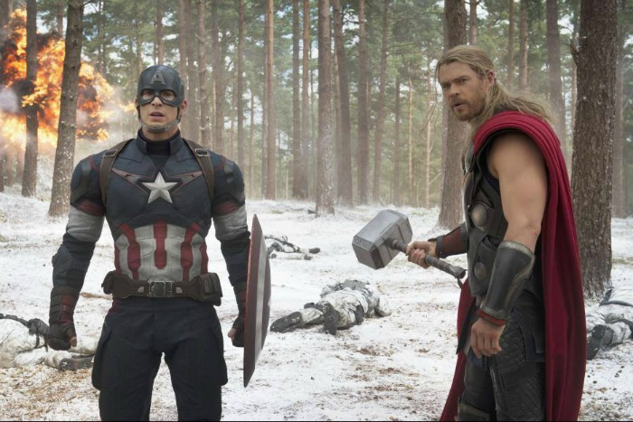 Avengers-Age-Of-Ultron-Captain-America-&-Thor