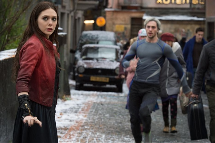 Avengers Age of Ultron Scarlet Witch & Quicksilver 2