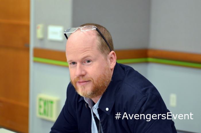 Exclusive Interview with Joss Whedon Avengers Age of Ultron, more at MiamiMommySavings.com