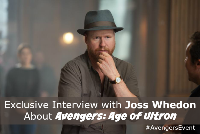 Exclusive Interview with Joss Whedon Avengers Age of Ultron Main