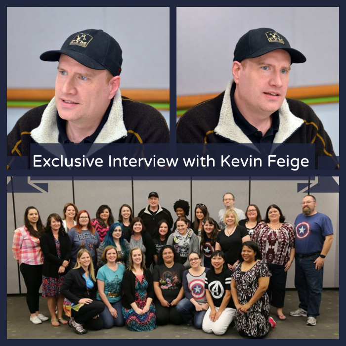 Exclusive Interview with Kevin Feige 3