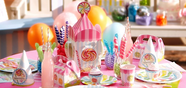 Create the Sweetest Candy Themed Birthday Ever 2