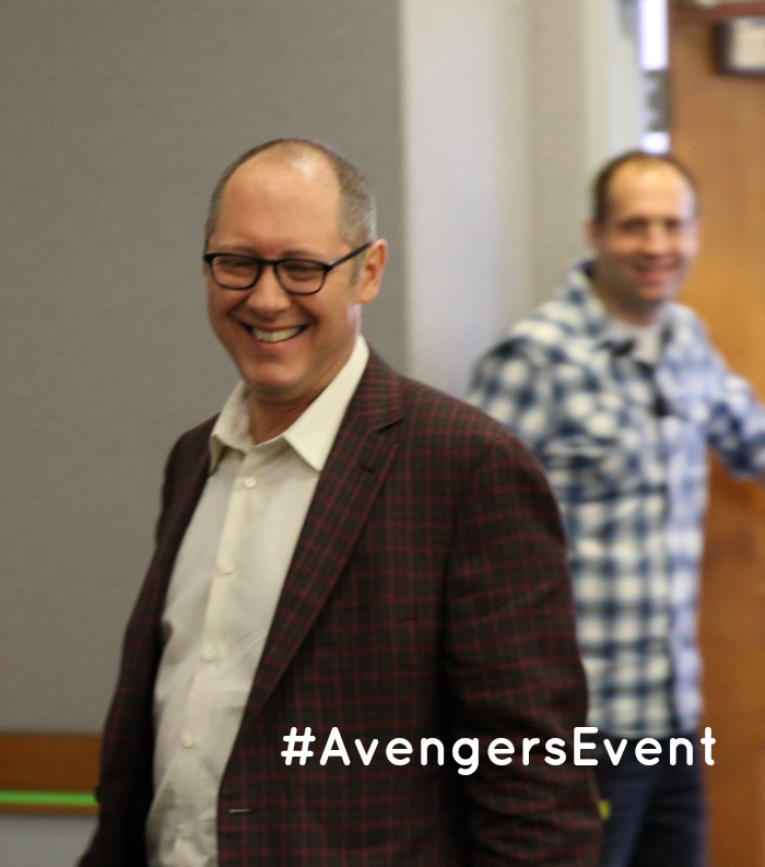 Exclusive Interview with James Spader, More at MiamiMommySavings.com #AvengersEvent