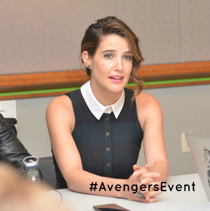 Exclusive Interview with Jeremy Renner & Cobie Smulders, more at MiamiMommySavings.com