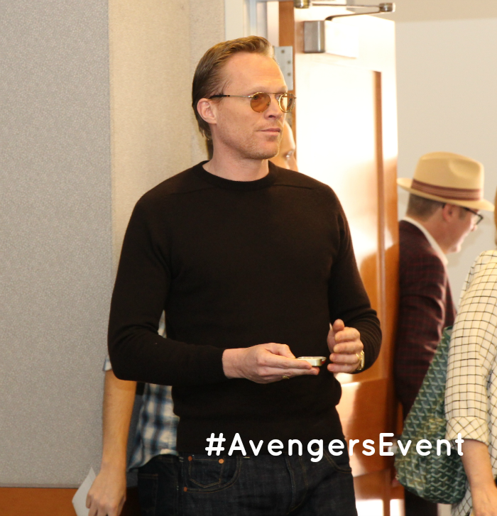 Exclusive Interview with Paul Bettany, More at MiamiMommySavings.com #AvengersEvent