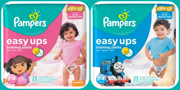 Pampers Easy Ups For Girls and Boys, more at MiamiMommySavings.com