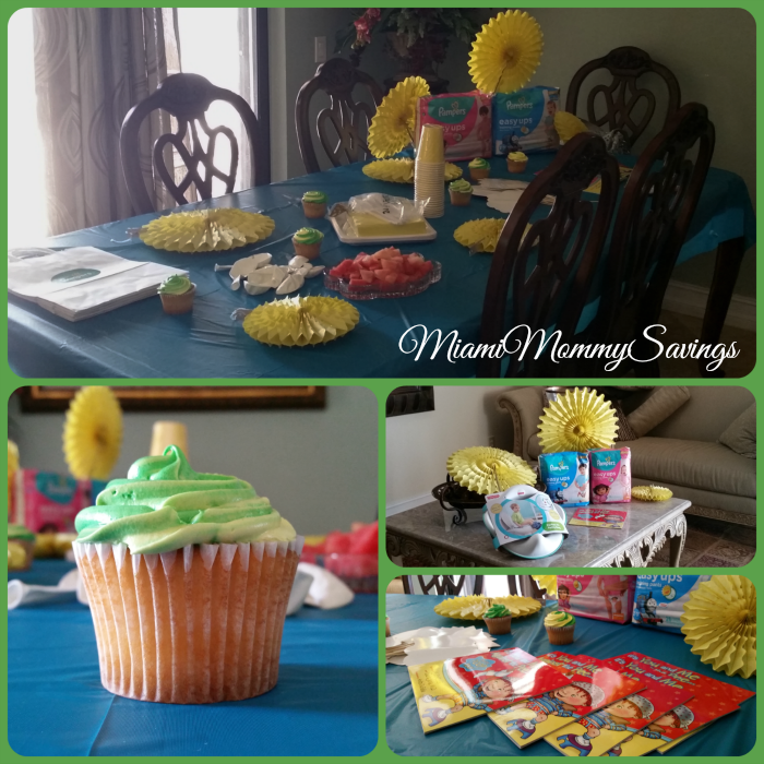 #PampersEasyUps Celebration, more at MiamiMommySavings.com