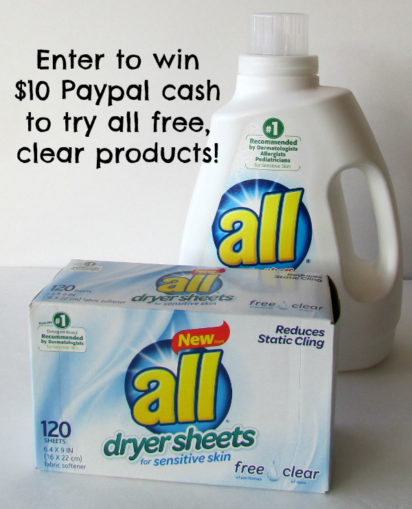 all-free-clear-paypal-giveaway-Miami-Mommy-Savings