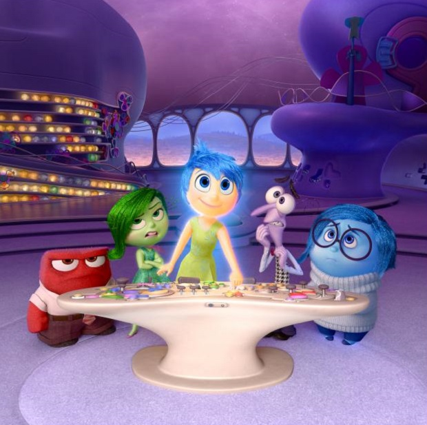 InsideOut-emotions at Headquarters
