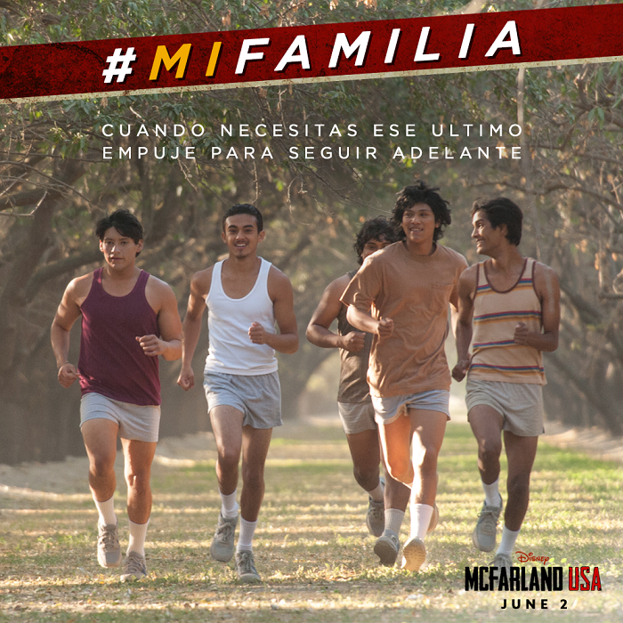 Familia (Family) is Everything