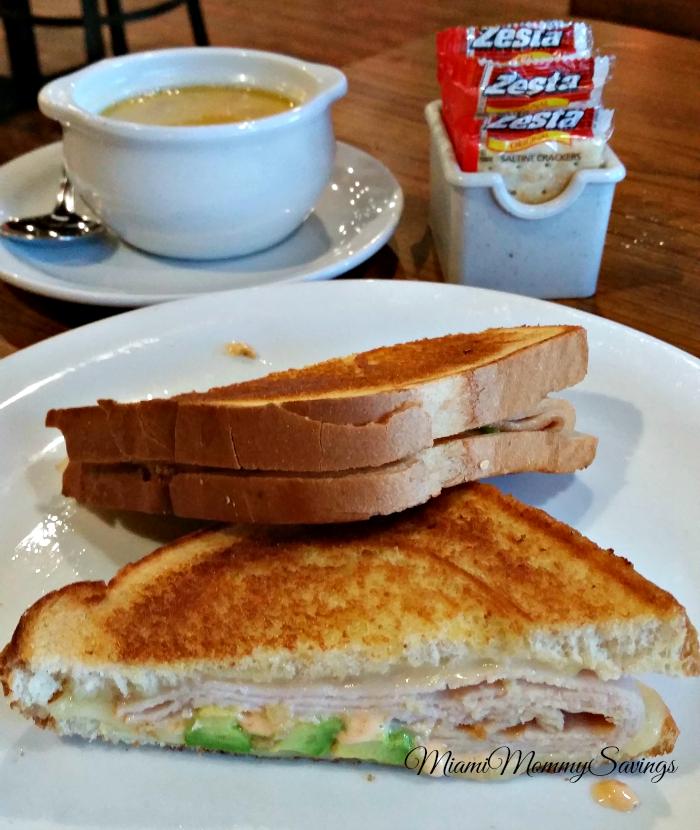 Denny's-Southwest-Turkey-Sandwich-with-Soup-Miami-Mommy-Savings