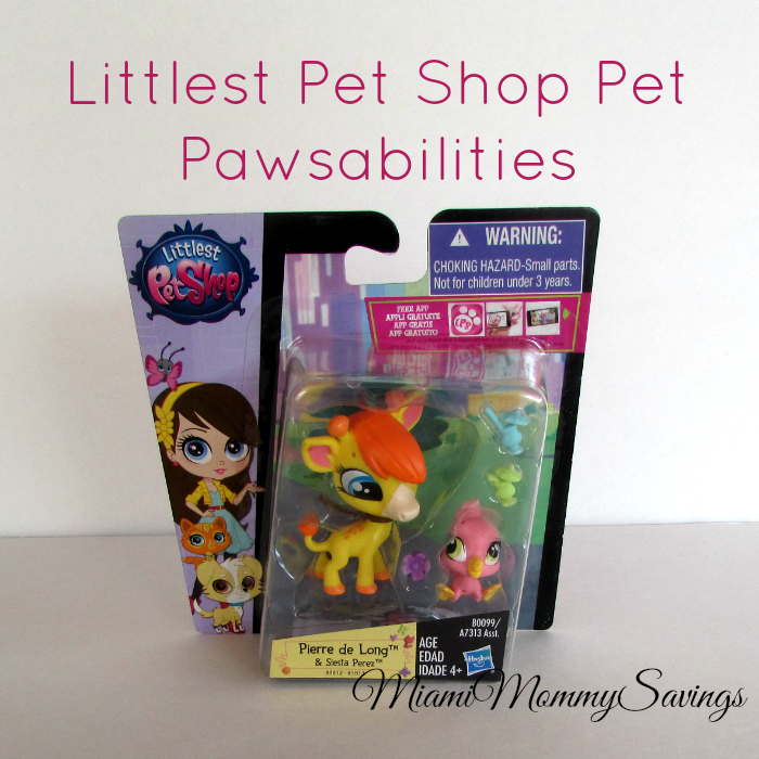 Littlest Pet Shop Pet Pawsabilities, more at MiamiMommySavings.com