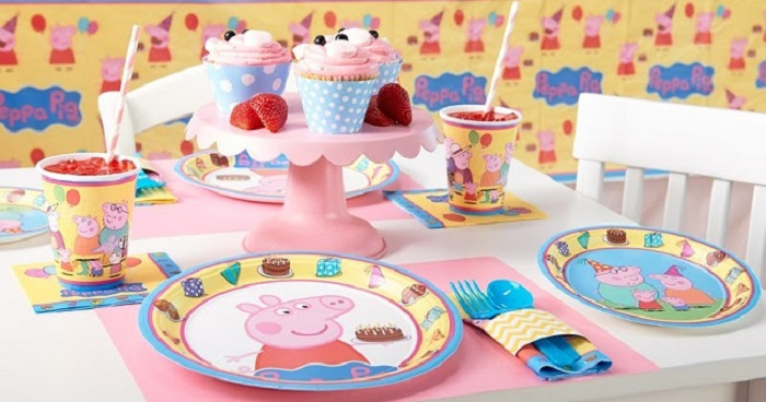 Peppa Pig Birthday Party Ideas More At MiamiMommySavings