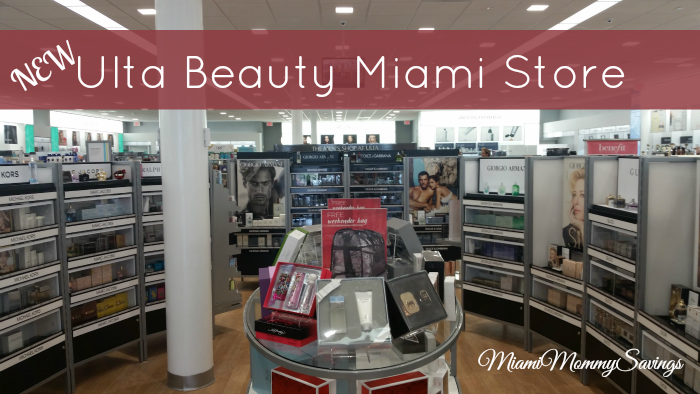 New Ulta Beauty opens in Miami!
