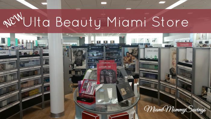 New Ulta Beauty opens in Miami!