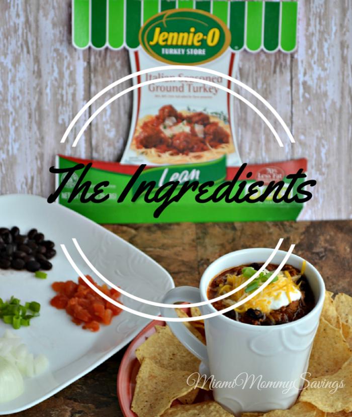 Easy Turkey Chili Recipe, more at MiamiMommySavings.com