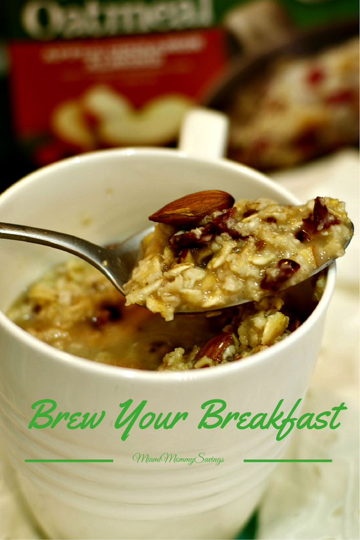 Brew Your Breakfast